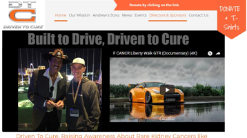 Driven to Cure